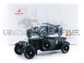 BENTLEY SPEED SIX - WINNER LE MANS 1930