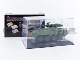 GENERAL DYNAMICS LAN SYSTEMS M1128 MGS STRYKER - 2002