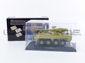 GENERAL DYNAMICS LAN SYSTEMS M1128 MGS STRYKER - 2002