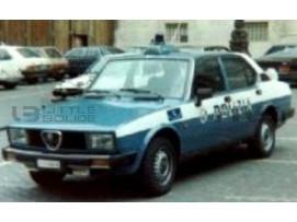 ALLARD ALFETTA 2000 POLICE - 1978