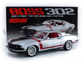 FORD MUSTANG BOSS 302 - STREET FIGHTER REDLINE