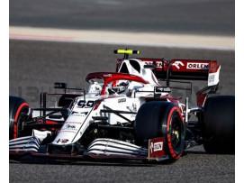 ALFA-ROMEO C41 - GP BAHRAIN 2021
