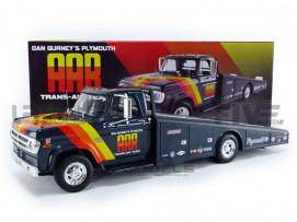 DODGE D-300 RAMP TRUCK - AAR CUDA TRANS AM