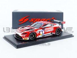 ASTON MARTIN VANTAGE GT3 - GT CUP VALLELUNGA - 2019