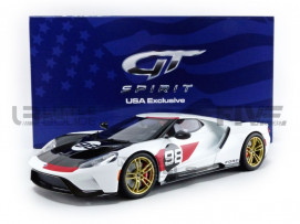 FORD GT HERITAGE EDITION - 2021
