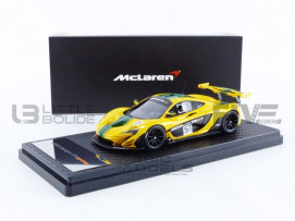 MC-LAREN P1 GTR CONCEPT CAR HARRODS - 2018