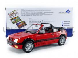PEUGEOT 205 CTI MK1 - 1989