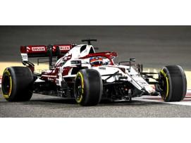 ALFA-ROMEO C41 - BAHRAIN 2021