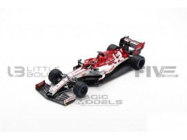 ALFA-ROMEO C39 WITH PIT BOARD - GP TURKISH 2020
