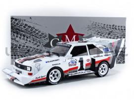 AUDI QUATTRO S1 - WINNER PIKES PEAK 1987