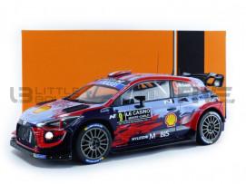 HYUNDAI I20 COUPE WRC - MONTE CARLO 2020