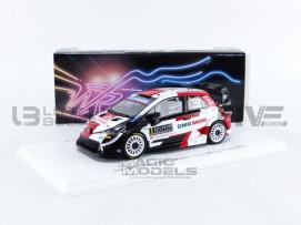 TOYOTA YARIS WRC - WINNER MONTE CARLO 2021