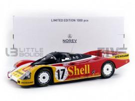 PORSCHE 962 C SHELL - LE MANS 1988