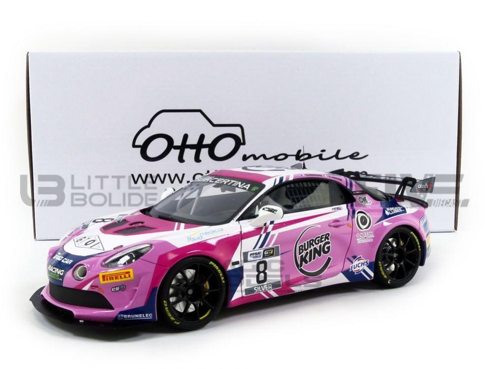 ALPINE A110 GT4 - 2020
