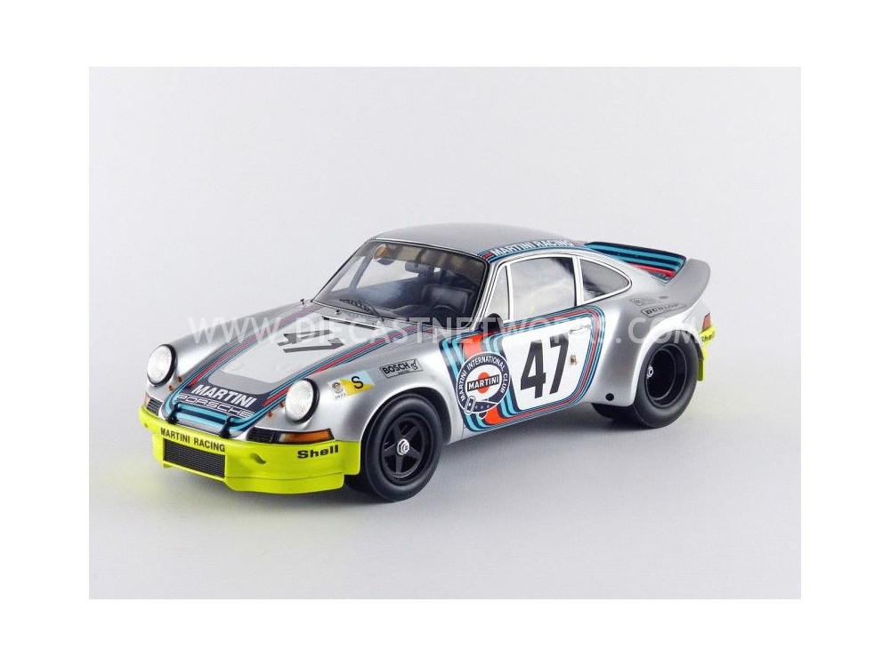 PORSCHE 911 RSR Martini - Le Mans 1973