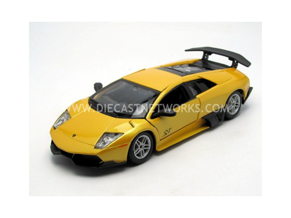 Lamborghini Murcielago Lp 670 4 Sv 2009 Little Bolide