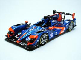 ALPINE A 450B Nissan LMP2 - Le Mans 2014