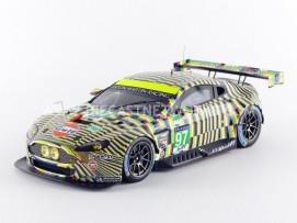 ASTON MARTIN Vantage V8 GTE PRO - Le Mans 2015