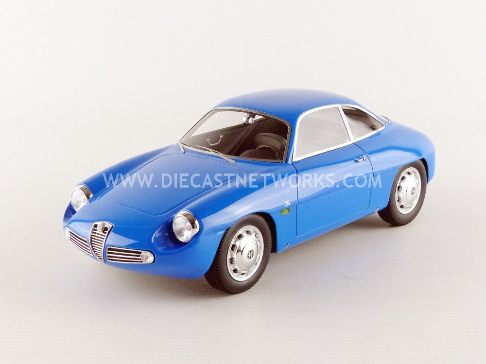 alfa romeo giulietta sz street version 1960 little bolide. Black Bedroom Furniture Sets. Home Design Ideas