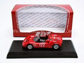 ABARTH SP 1000 - WINNER TARGA FLORIO 1969