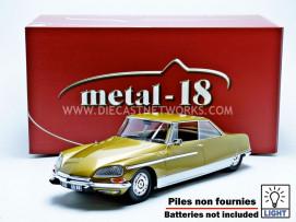 CITROEN DS 21 CHAPRON LE LEMAN - 1968