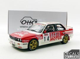 BMW M3 E30 GR A - TOUR DE CORSE 1989