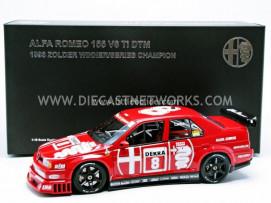 ALFA-ROMEO 155 V6 TI DTM - WINNER ZOLDER 1993