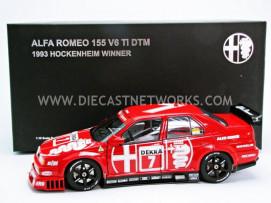 ALFA-ROMEO 155 V6 TI DTM - WINNER HOCKENHEIM 1993