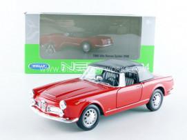 ALFA-ROMEO 2600 SPIDER - HARD TOP - 1960
