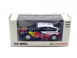 CITROEN C4 WRC - WORLD CHAMPION 2009