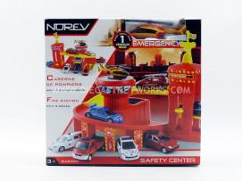 HELICOPTER GARAGE