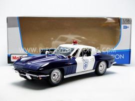 CHEVROLET CORVETTE - POLICE 1965