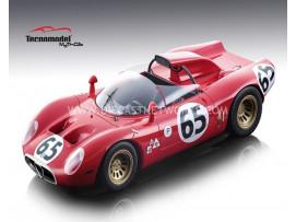 ALFA-ROMEO 33.2 PERISCOPE - 24H SEBRING 1967