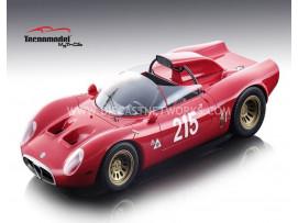 ALFA-ROMEO 33.2 PERISCOPE - WINNER BELGIUM 1967