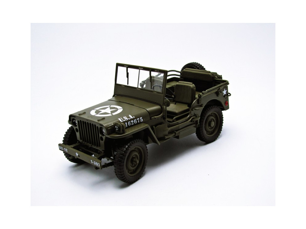 jeep willys us army 1942 little bolide. Black Bedroom Furniture Sets. Home Design Ideas