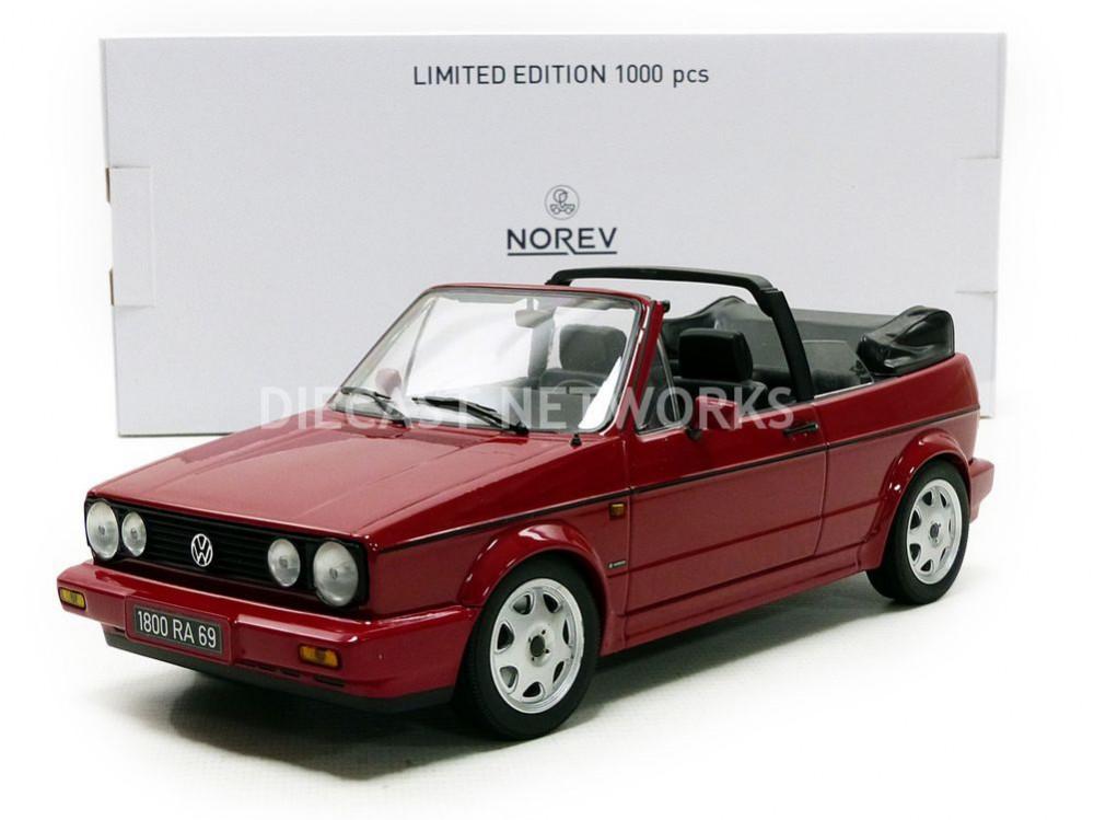 volkswagen golf 1 cabriolet classic line 1992 little. Black Bedroom Furniture Sets. Home Design Ideas