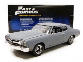 CHEVROLET CHEVELLE SS - FAST AND FURIOUS IV - 1970