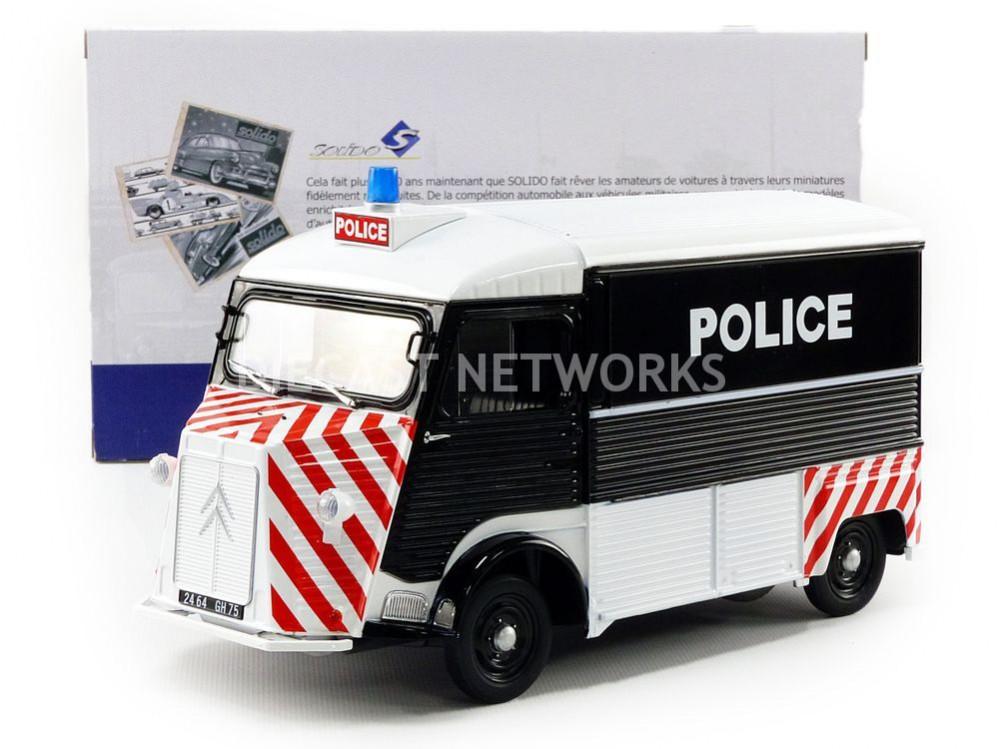 CITROEN HY POLICE - 1969