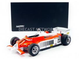 ALFA-ROMEO 179 - ALLEMAGNE GP 1980