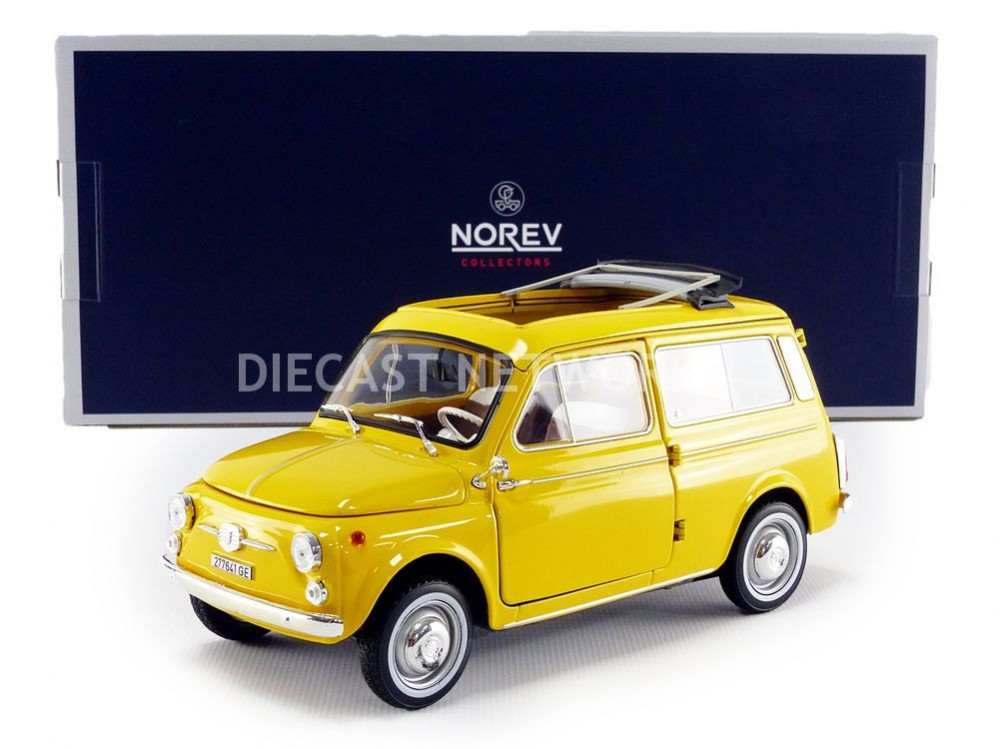 FIAT 500 GIARDINIERA - 1968