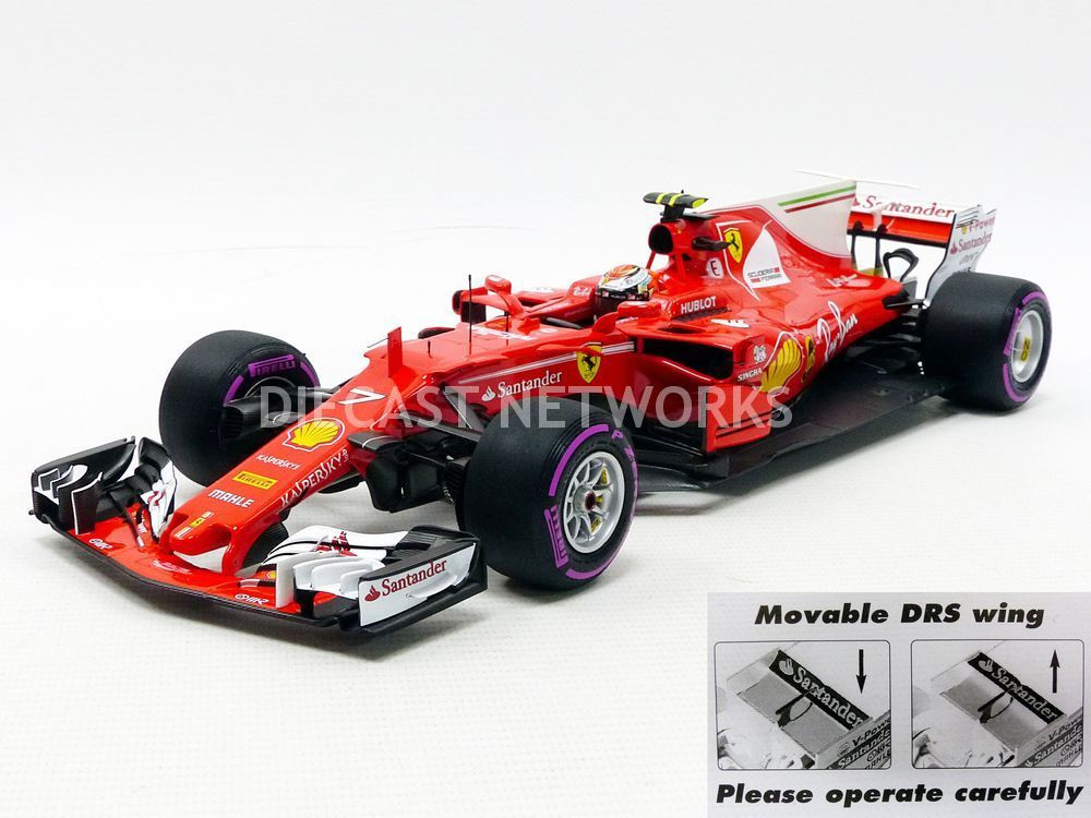 ferrari ferrari sf70h gp australie 2017 little bolide. Black Bedroom Furniture Sets. Home Design Ideas