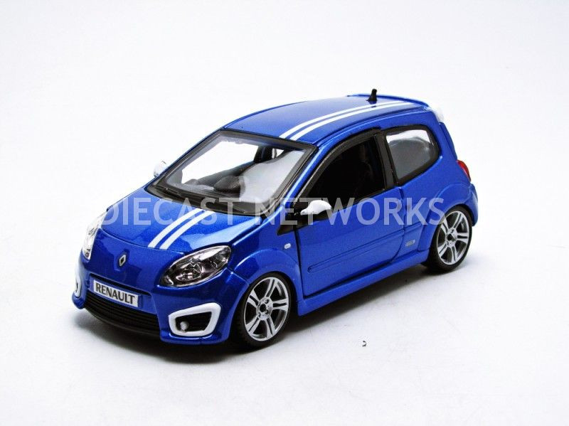 Renault Twingo Rs Gordini 2009 Little Bolide