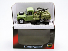 LAND ROVER 109 - MILITAIRE - 1975