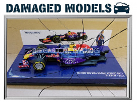 RED BULL RENAULT RB11 - 2015 - MINICHAMPS - 417150026