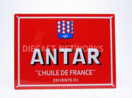 PLAQUE METAL ANTAR