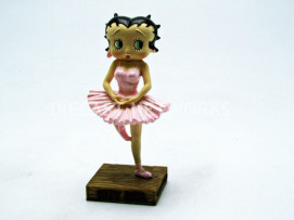 FIGURINES BETTY BOOP - DANSEUSE