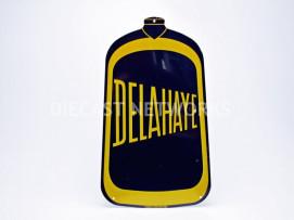 PLAQUE METAL DELAHAYE