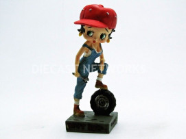 FIGURINES BETTY BOOP - GARAGISTE