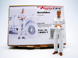 FIGURINES PILOTE DE COURSE PROPRE