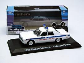 DODGE MONACO CHICAGO POLICE - BLUES BROTHERS 1975